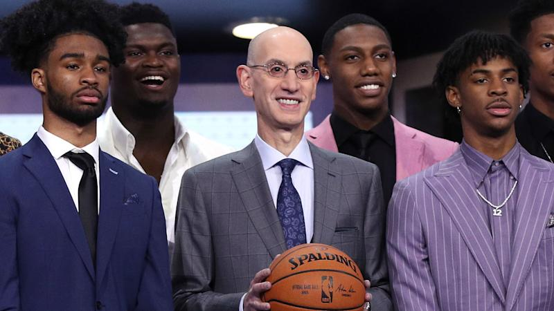 NBA commissioner: We're no longer using the term
