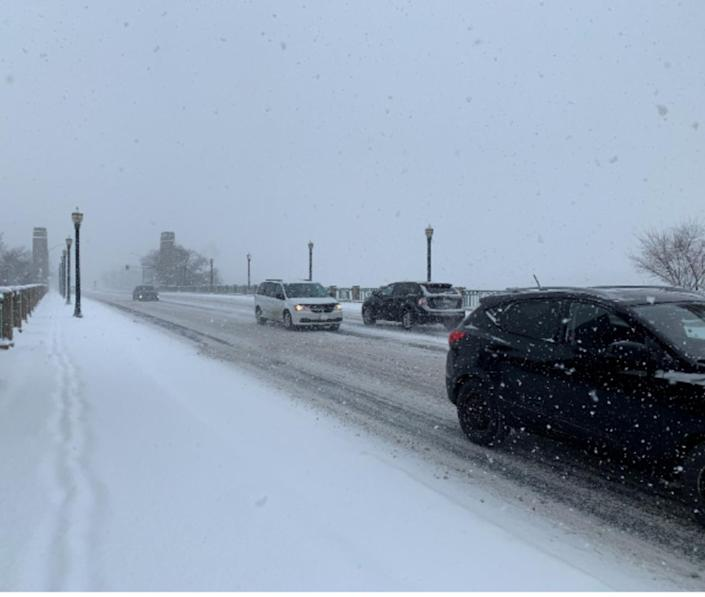 Current system could drop 10-20 cm of snow over parts of Ontario