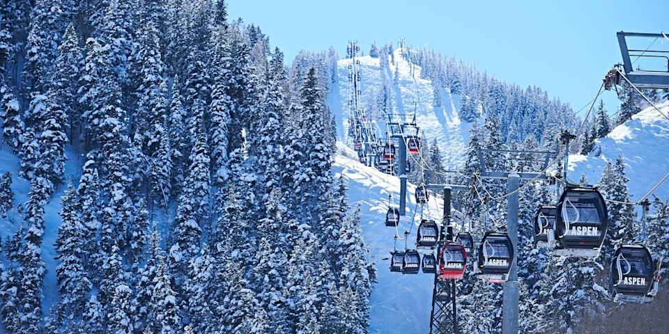 "<p><strong>Best Ski Resort</strong><br></p><p>Aspen is a super glamorous <a href=""https://www.bestproducts.com/lifestyle/g2167/best-ski-resorts-across-the-us/"" rel=""nofollow noopener"" target=""_blank"" data-ylk=""slk:ski resort"" class=""link rapid-noclick-resp"">ski resort</a> where you dress to impress for a day skiing down Aspen Mountain (better known as Ajax). When the lifts close, it's time for après-ski at the J-Bar in the historic Hotel Jerome or Cloud 9 in <a href=""https://www.tripadvisor.com/Hotel_Review-g29141-d82763-Reviews-The_Little_Nell-Aspen_Colorado.html"" rel=""nofollow noopener"" target=""_blank"" data-ylk=""slk:The Little Nell"" class=""link rapid-noclick-resp"">The Little Nell</a>. You'll also find pampering spas, designer shops, and plenty of places to sip Champagne.<br></p><p><strong><em>Where to Stay:</em></strong> <a href=""https://www.tripadvisor.com/Hotel_Review-g29141-d120018-Reviews-The_St_Regis_Aspen_Resort-Aspen_Colorado.html"" rel=""nofollow noopener"" target=""_blank"" data-ylk=""slk:The St. Regis Aspen Resort"" class=""link rapid-noclick-resp"">The St. Regis Aspen Resort</a>, <a href=""https://www.tripadvisor.com/Hotel_Review-g29141-d82776-Reviews-Hotel_Jerome_Auberge_Resorts_Collection-Aspen_Colorado.html"" rel=""nofollow noopener"" target=""_blank"" data-ylk=""slk:Hotel Jerome"" class=""link rapid-noclick-resp"">Hotel Jerome</a></p>"