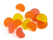 """<p>It's called a fruit snack, says it's made with real fruit and delivers vitamins, so it must be healthy, right? Wrong. The main ingredients of this confection are sugars — concentrated fruit juice (which is really just sugar), sugar and corn syrup. Add to that a few fillers, as well as artificial flavoring and food coloring, and you're looking at candy with a healthy-sounding name. Give your kids fruit instead, or <a href=""""http://blog.foodnetwork.com/healthyeats/2010/07/26/5-ingredients-fruit-leather/?oc=PTNR-YahooHealth-unhealthy-kids-foods"""" rel=""""nofollow noopener"""" target=""""_blank"""" data-ylk=""""slk:make your own fruit leather"""" class=""""link rapid-noclick-resp"""">make your own fruit leather</a> with whole strawberries and a touch of sugar and honey. </p>"""