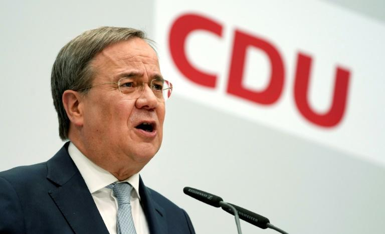 Armin Laschet, chairman of the German Christian Democratic Union (CDU), is largely seen as the continuity candidate likely to keep to Merkel's diplomatic line