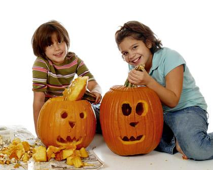 "<div class=""caption-credit""> Photo by: Shutterstock</div><div class=""caption-title"">Carve pumpkins</div>After you've chosen your favorite pumpkins, carve funny or scary faces into them and make them your own. An absolute fall must!"