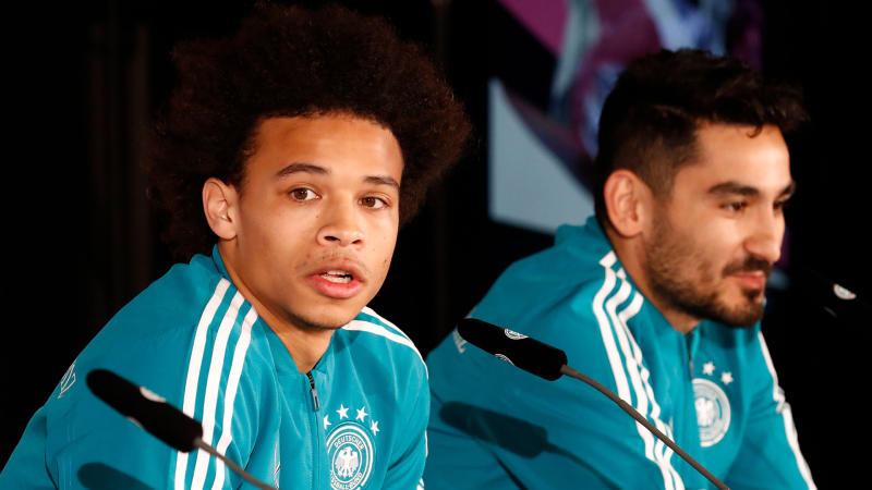 Sane, Gundogan & Kroos in contention for 2018 German Football Ambassador award