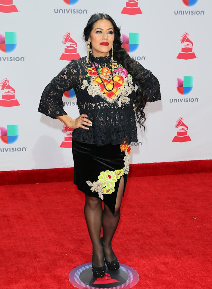 <p>Lila Downs/Getty Images </p>