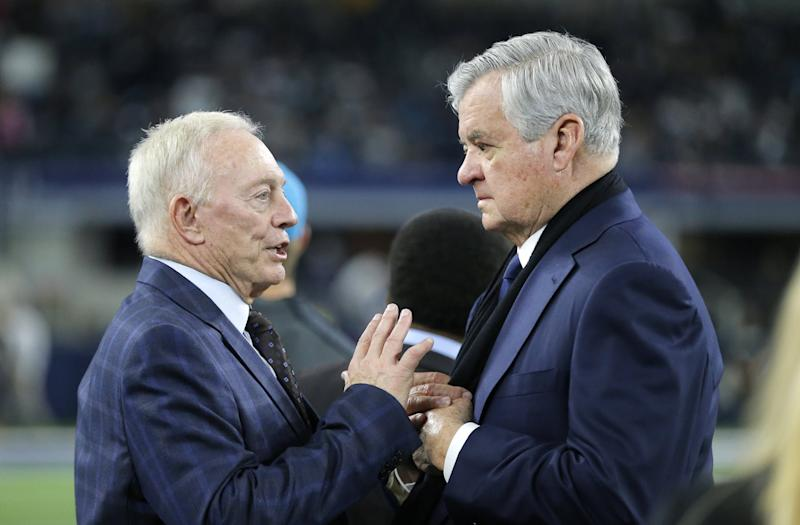 National Football League takes over investigation of Panthers owner Richardson