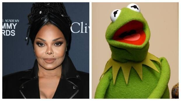 Janet Jackson's Rhythm Nation 1814 and Kermit the Frog's The Rainbow Connection are among 25 recordings being inducted into the U.S. National Recording Registry.  ( Jon Kopaloff /Getty Images,  Lawrence Lucier /Getty Images - image credit)