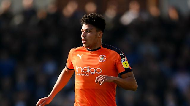 Brendan Rodgers has made his first signing as Leicester City manager, after young defender James Justin joined the Foxes from Luton Town.
