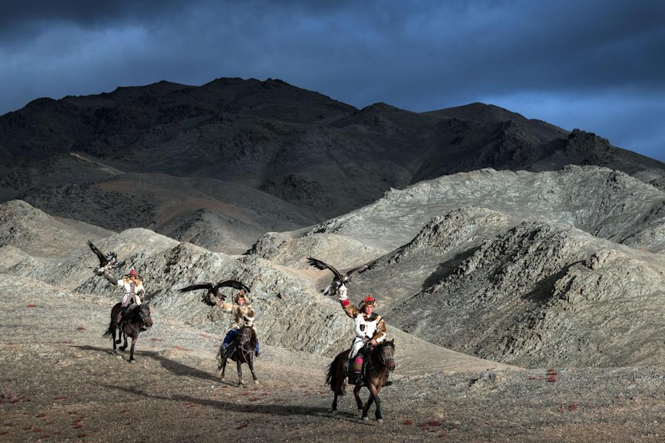<p>The tour guide said the experience was like stepping back in time 600 years. (Photo: Daniel Kordan/Caters News) </p>