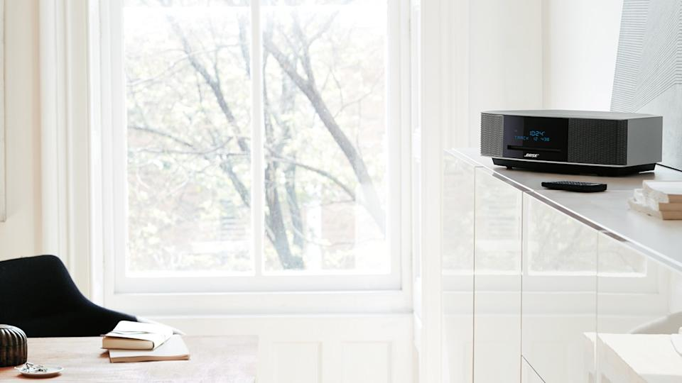 Bose Wave Music System IV is on sale at QVC (Photo: Bose)