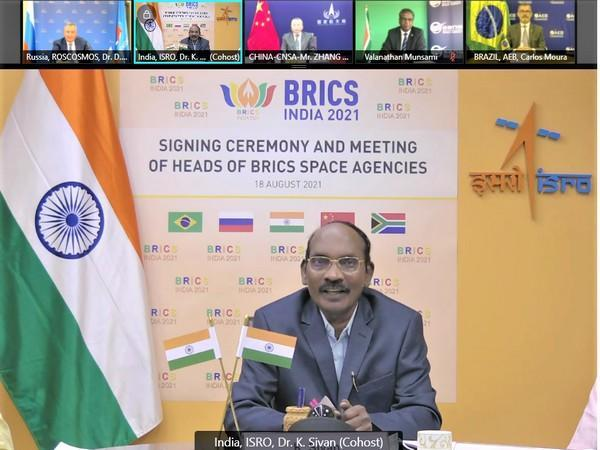 Dr. K. Sivan, Chairman, Indian Space Research Organisation (ISRO)/ Secretary, Department of Space