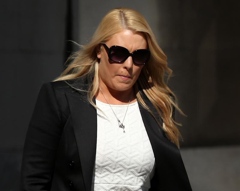 Mel attended Jacintha Saldanha's inquest to apologise to the family. photo: Getty Images