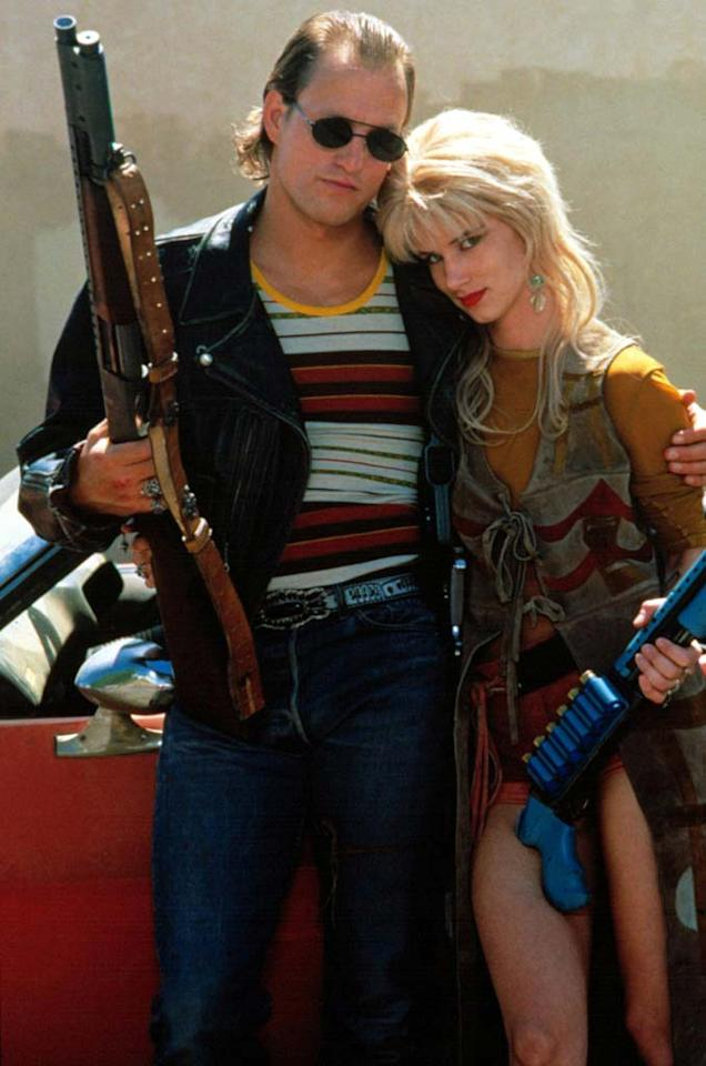 "<a href=""http://movies.yahoo.com/movie/contributor/1800019350"">Juliette Lewis</a>, ""<a href=""http://movies.yahoo.com/movie/1800216539/info"">Natural Born Killers</a>""<br><br>In <a href=""http://movies.yahoo.com/movie/contributor/1800011649"">Oliver Stone's</a> serial killer satire, <a href=""http://movies.yahoo.com/movie/contributor/1800019350"">Juliette Lewis</a> massacres her way across the southwest, racking up 50+ victims, as a modern day Bonnie to <a href=""http://movies.yahoo.com/movie/contributor/1800018911"">Woody Harrelson's</a> Clyde."