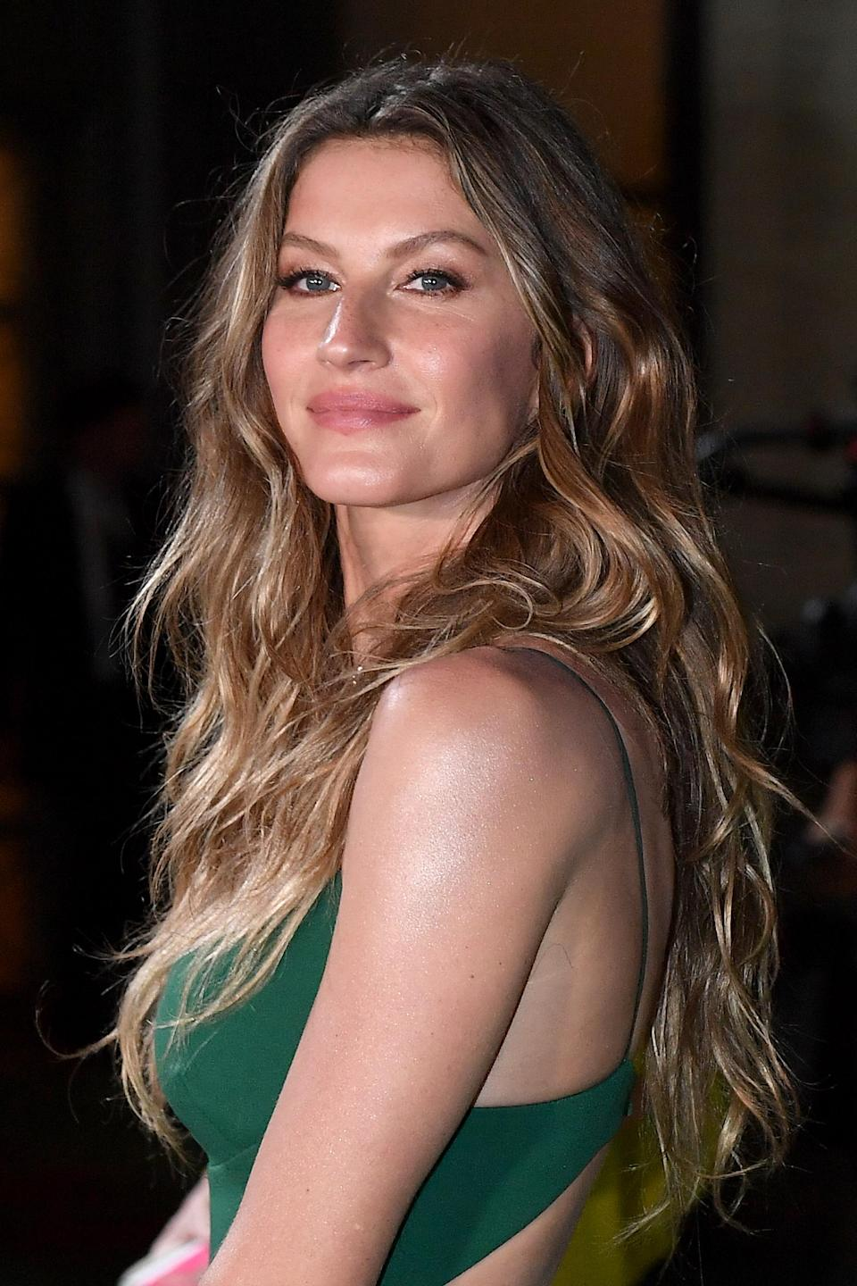Gisele Bündchen opens up about her mental health in her new memoir. (Photo: Jacopo Raule/Getty Images)