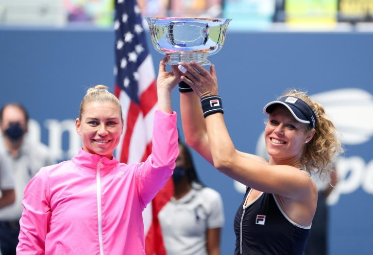 First-time duo take US Open doubles crown