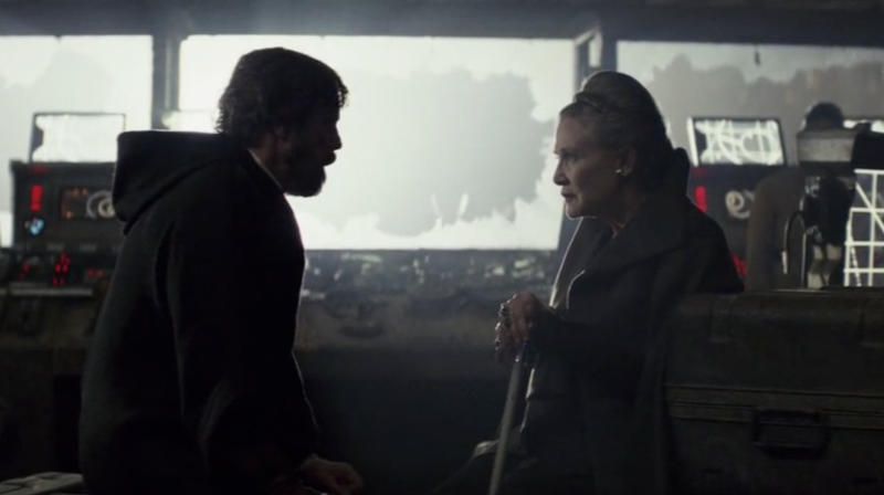 'Star Wars' Fan Finds Poignant Connection Between 'A New Hope' And 'The Last Jedi'