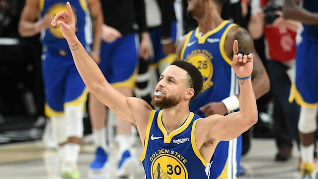 Golden State became the first team since the Boston Celtics in 1966 to reach five successive Finals, and coach Steve Kerr hailed the feat.