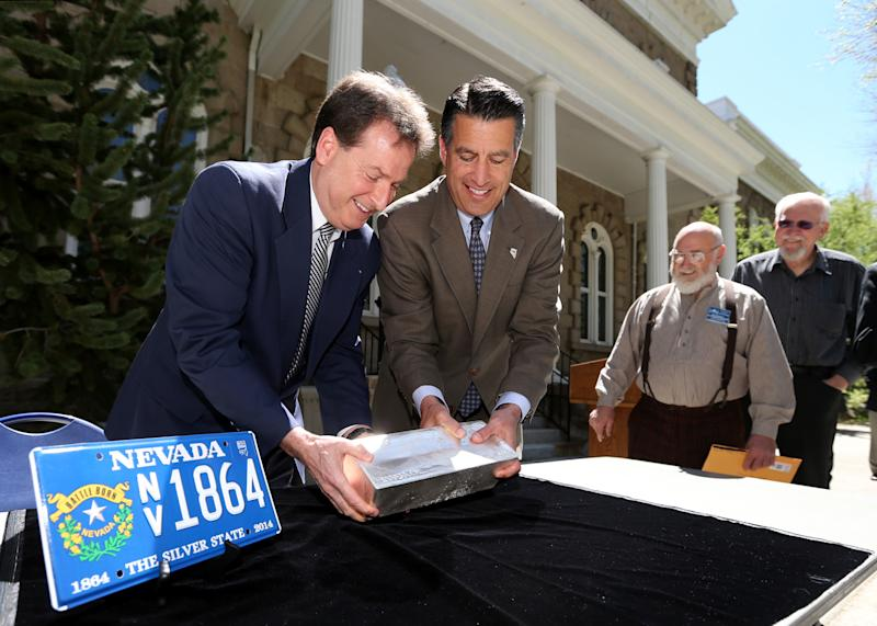 Coeur Rochester gives Nevada $24,000 birthday gift
