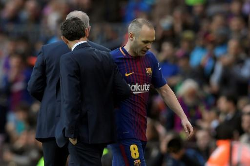 <p>Barca will make late call on Iniesta before Chelsea - Valverde</p>