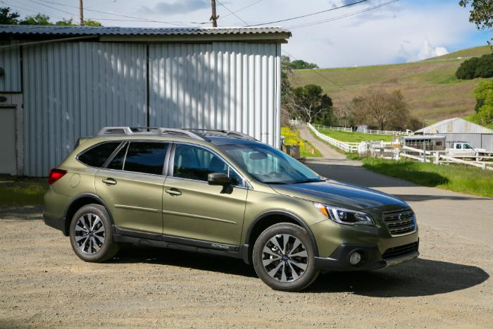2015 subaru outback 2 5i limited review longterm test introduction