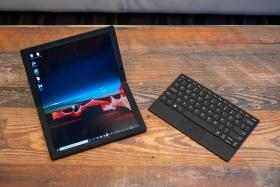 Lenovo heralds era of foldable PCs with 'X1 Fold'