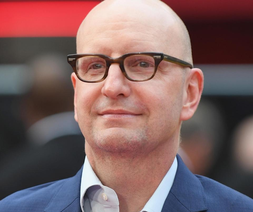Steven Soderbergh at London premiere of <i>Logan Lucky</i> on Aug. 21, 2017. (Photo by Stuart C. Wilson/Getty Images)