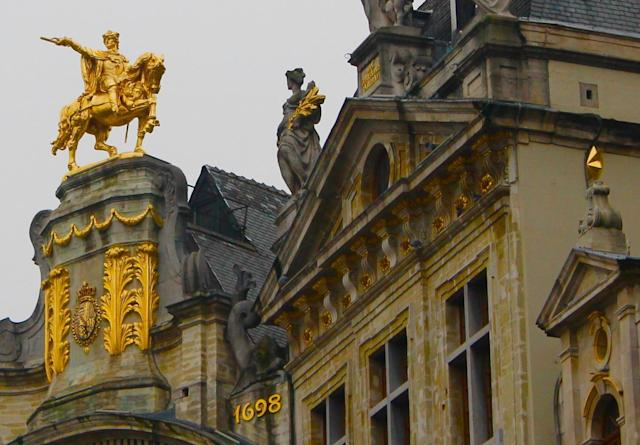<p>No. 12: Belgium<br>Number of millionaire households: 240,000<br>(Photo: Les Haines/Creative Commons) </p>