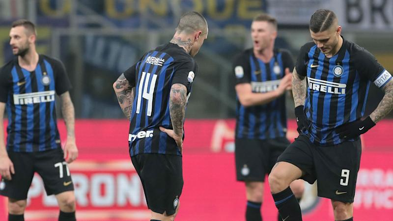Inter should not fear missing out on Champions League, says Berti