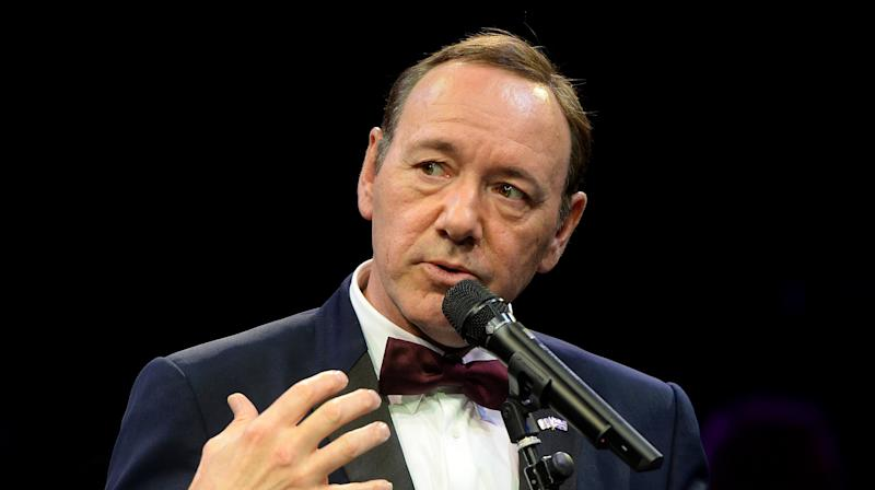 Kevin Spacey Reportedly Investigated By UK Police For 2008 Assault