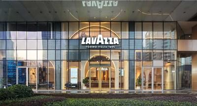 Lavazza's new Flagship Store in Shanghai