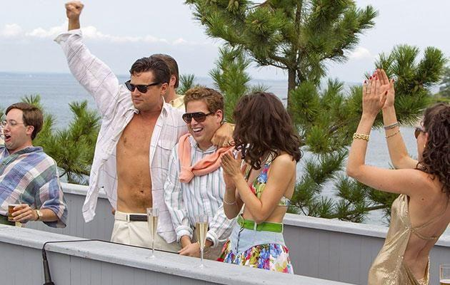He starred in 2013's Wolf of Wall Street. Source: Supplied