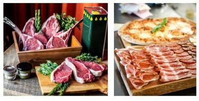 Premium Italian cuisine is now available for online delivery through Bottega by Speducci (CNW Group/Speducci Mercatto)