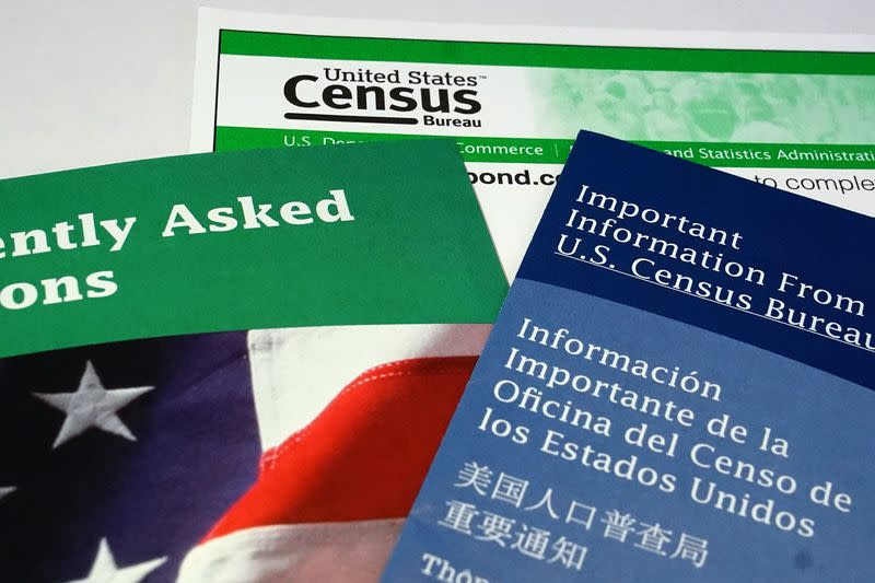 Census says switching software for U.S. population count