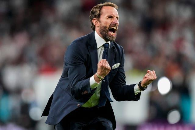 Gareth Southgate has led England to a first major final since winning the 1966 World Cup.