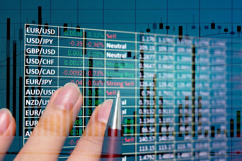A Comparison Of The Spreads Offered By Forex Brokers in