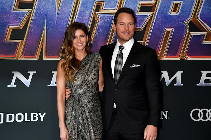 Katherine Schwarzenegger weighs in after Chris Pratt is dubbed the 'worst Hollywood Chris': 'Is this really what we need?'