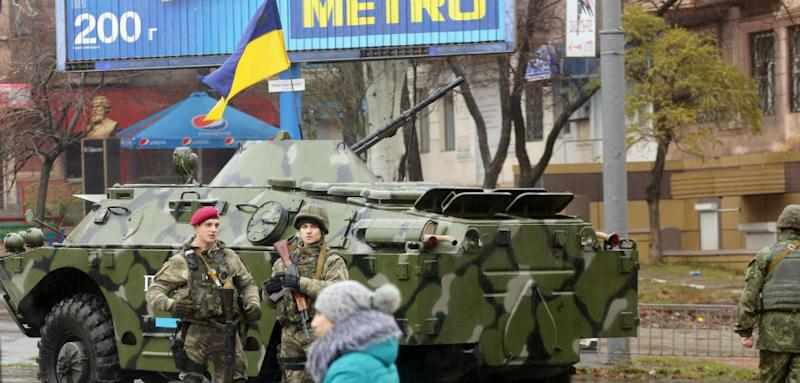 Ukrainian State Security Officer Killed in Car Explosion in Mariupol