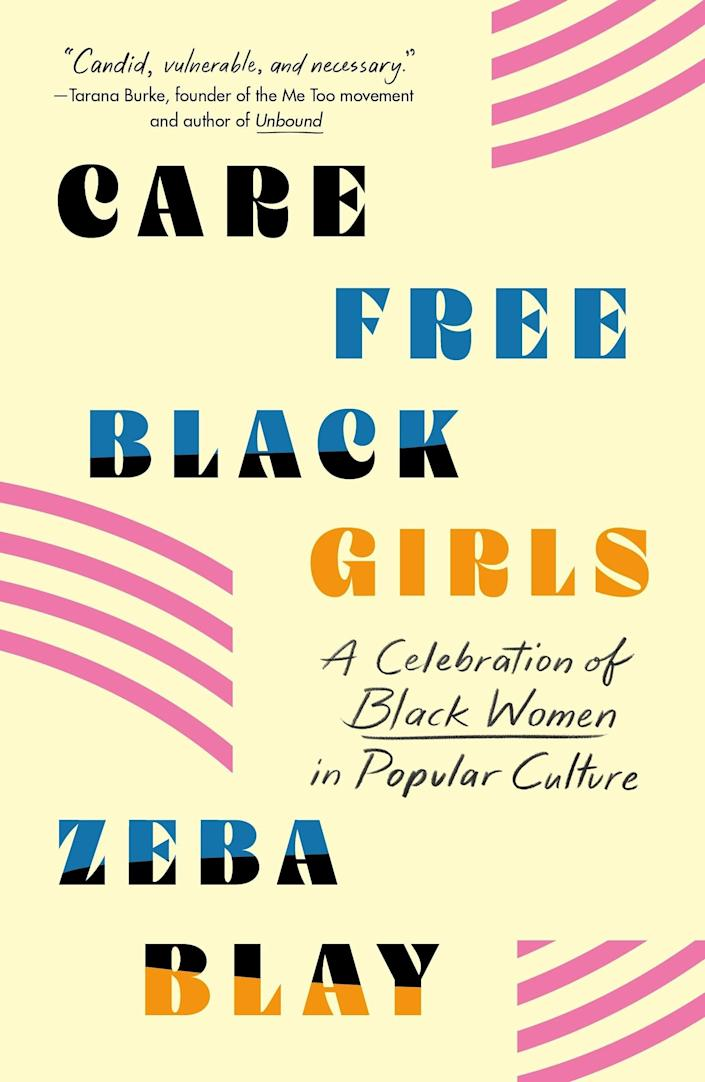 Genre: NonfictionRelease date: October 19What it's about: Back in 2013, Zeba Blay was one of the first people on Twitter to coin the term