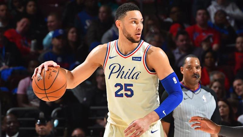 Simmons' remarkable season continues. Pic: Getty
