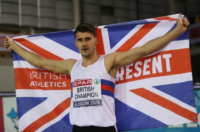 British Athletics Indoor Championships