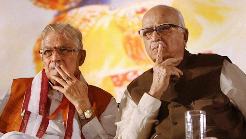Babri Masjid Demolition Case: Trial From June 4, Court to Record Statements of 32 Accused Including LK Advani, Uma Bharti