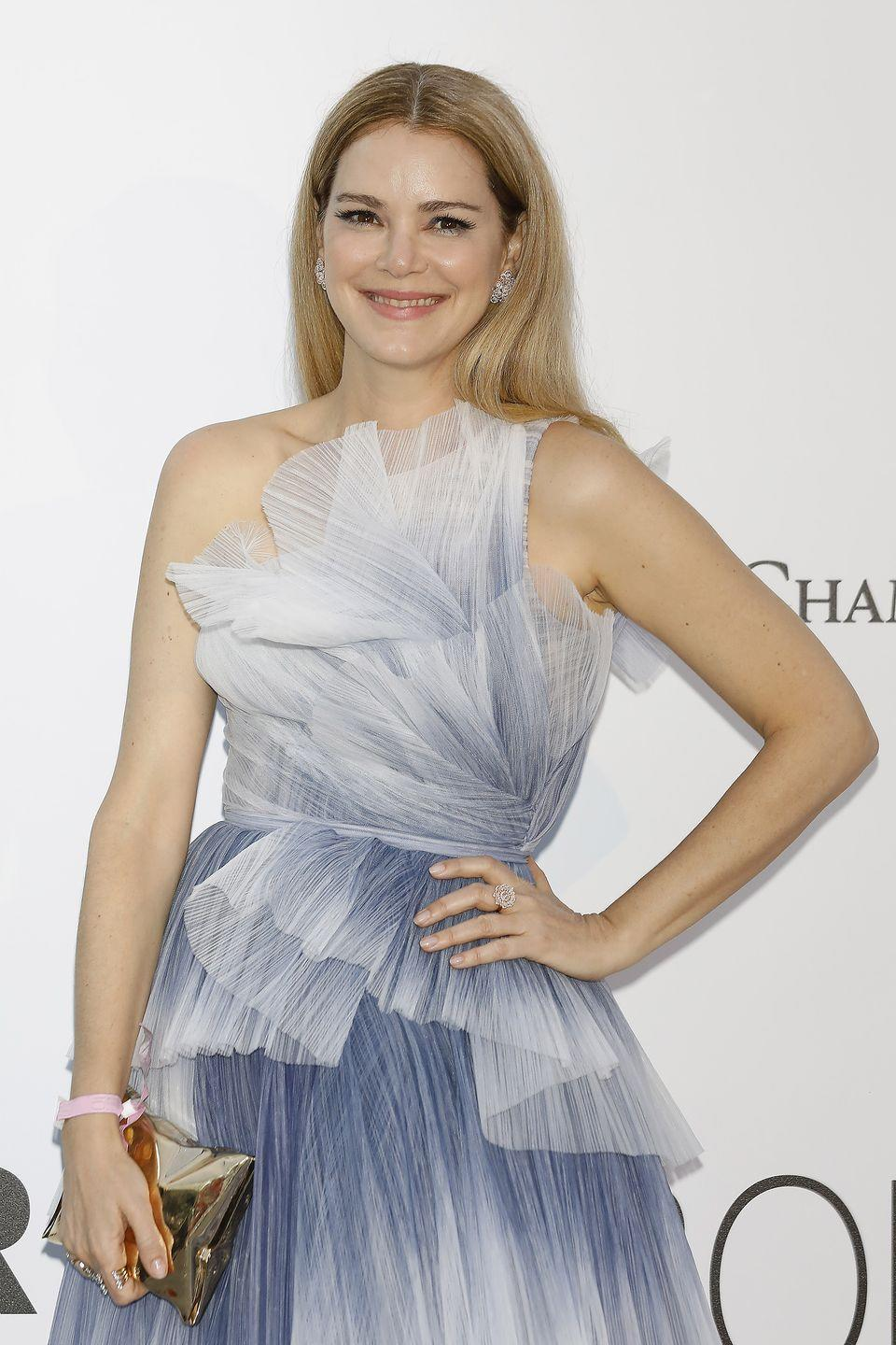 <p>After she made her TV debut, Barrett got her big break in the 1997 film, <em>Campfire Tales</em>. The actress has since appeared in <em>Bridget Jones: Edge of Reason</em> and <em>Ladder 49, </em>and earned guest spots on TV series like <em>Suits </em>and <em>Bloodline</em>. In 2018, she attended the royal wedding with her husband, Gabriel Macht, who co-starred on <em>Suits </em>with Meghan Markle.</p>