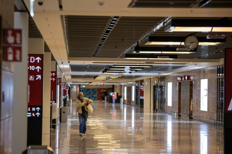 Airport managers will likely be helped by lighter traffic and the closure of some terminals
