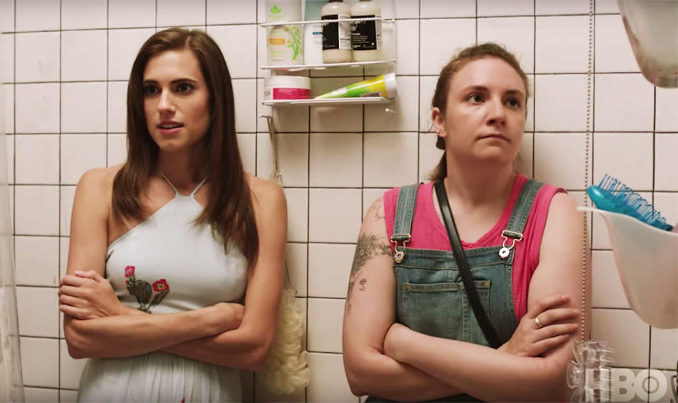 "<p><b>This Season's Theme: </b> ""The answer I give every season is, 'The girls are trying to grow up,'"" says Jenni Konner, who executive produces the show with creator/star Lena Dunham. ""This sixth season being our last, it's most truthful this year. And, this being <i>Girls</i>, they won't necessarily succeed."" <br><br><b>Where We Left Off: </b> Jessa (Jemima Kirke) and Adam (Adam Driver) acted on their mutual attraction, much to Hannah's (Dunham) dismay. Elsewhere, Shoshanna's (Zosia Mamet) grand adventure in Japan had a less than grand conclusion, and Marnie (Allison Williams) reconnected with an old flame. Oh yes, and all four friends continued to drift apart. <br><br><b>Coming Up: </b> ""The ending is very interesting, and hopefully people will like it,"" says EP Judd Apatow. ""There's no way to satisfy everybody, because people have their own hopes and dreams for what will happen to characters."" <br><br><b>The <i>Girls</i> Effect: </b> ""I think Lena knocked down a lot of walls by talking about things that haven't been explored on television very often,"" says Apatow, who sought out Dunham as a collaborator after watching her 2010 feature, <i>Tiny Furniture</i>. Adds Konner: ""I hope that what Lena did was allow other women to express their voices, even though it may not be familiar to everyone."" <i>— EA</i> <br><br>(Credit: HBO) </p>"