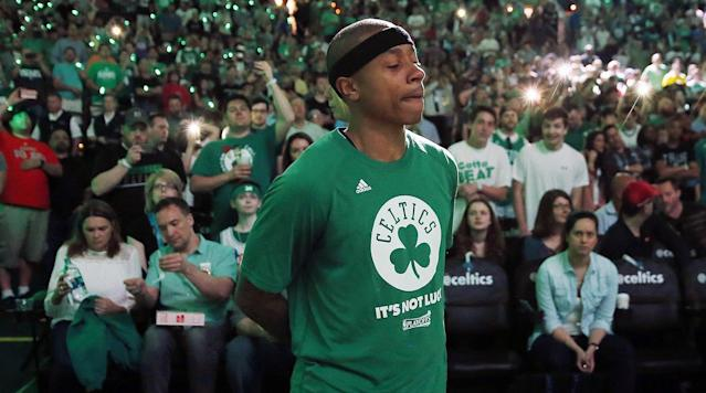 <p>WALTHAM, Mass. (AP) In any sport, the one thing a team can't prepare for is the unknown.</p><p>Last week, the Celtics were the toast of the East after outlasting the champion Cleveland Cavaliers for the top seed and home-court advantage. Then, the day before Boston's playoff opener, Isaiah Thomas' sister was killed in a car accident.</p><p>It's created a delicate balancing act. This is a team that expected to be riding a big wave of momentum.</p><p>Instead, Boston lost 106-102 to Chicago in Game 1, and the possibility looms Tuesday of falling into an 0-2 deficit.</p><p>But if there's a group built for such a challenge, it would seem to be this one. There's empathy in the locker room, and a coach adept at navigating rough situations.</p><p>''I think the biggest thing is they really care about each other,'' coach Brad Stevens said Monday. ''It's really tough when he's sitting there and some of his family is back in Seattle. ... But I think the next extension of your family is who you're around every day, and your team. ... They care about one another and they support one another. That's what you hope you have in a team, but it's probably not always the case.''</p><p>Stevens said Thomas plans to play in Game 2 Tuesday night then head to Washington state to be with his family and help complete funeral arrangements.</p><p>Chyna Thomas died early Saturday in a one-car accident outside Tacoma. No funeral date is set, but Stevens said the Celtics plan to attend.</p><p>Thomas attended a film session and walk-through Monday, but did not speak with the media. Stevens said that after services for Thomas' sister, the star guard intends to rejoin the team Friday for Game 3 in Chicago. Stevens, however, stressed that all plans are up to Thomas.</p><p>Stevens knows firsthand of how the Celtics can embrace one of their own. Last year, he was allowed to miss a game to be at the bedside of Andrew Smith, who played for Stevens at Butler. Smith had cancer and his condition had worsen