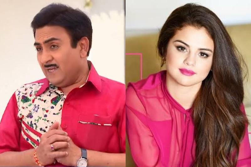 Fan Compares Selena Gomez to 'Jethalal' Dilip Joshi, Leaves Internet in Splits
