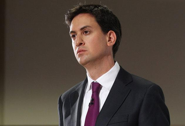 <p>Ed Miliband</p> (getty images)