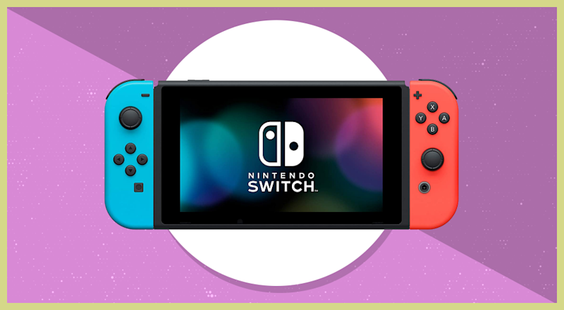 Nintendo Switch (Foto: Nintendo).