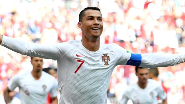 The Real Madrid man is now only behind Iran legend Ali Daei in the rankings after finding the back of the net once again