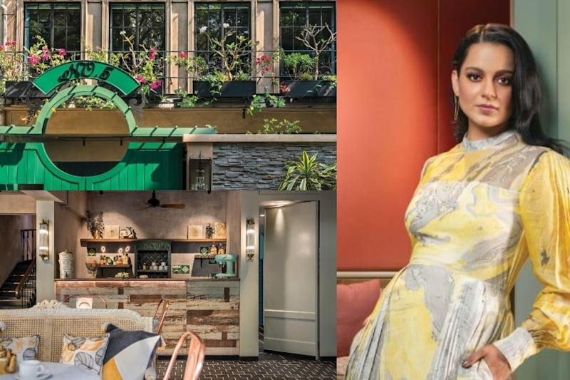 Here Are Some Stunning Pictures of Kangana Ranaut's Rs 48 Cr Pali Hill Bungalow