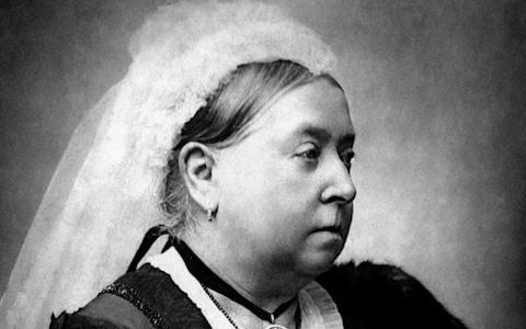 Queen Victoria pictured in 1890 - Credit: PA